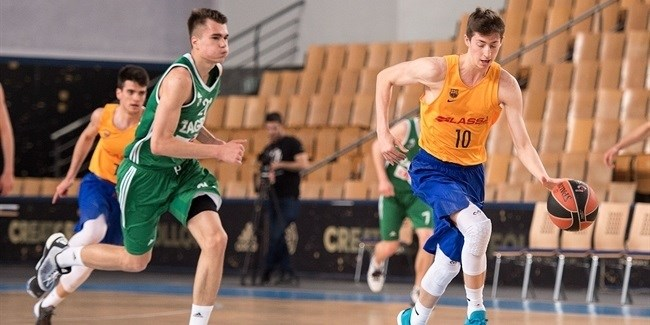 Two-year Ireland stay helps shape Font into Barcelona talent