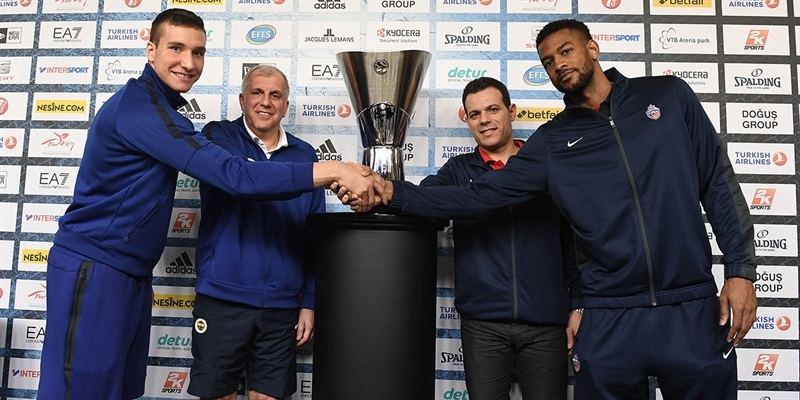 Championship Game Press Conference, Berlin, 2016