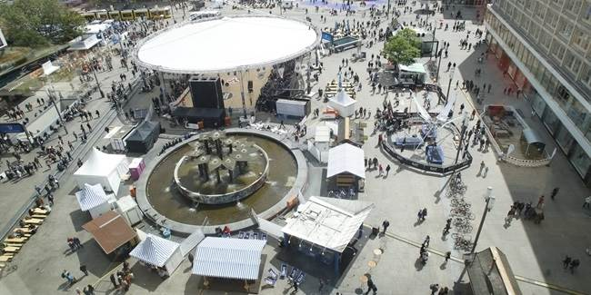 Nearly 1 million visitors set Fanzone attendance record