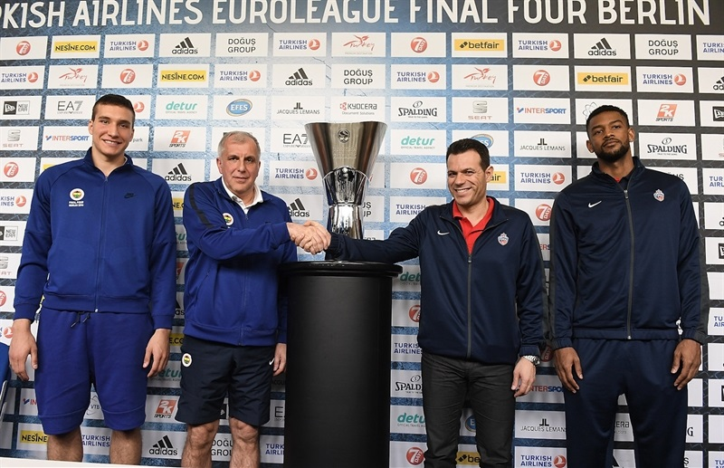 Championship game press conference - Final Four Berlin 2016 - EB15
