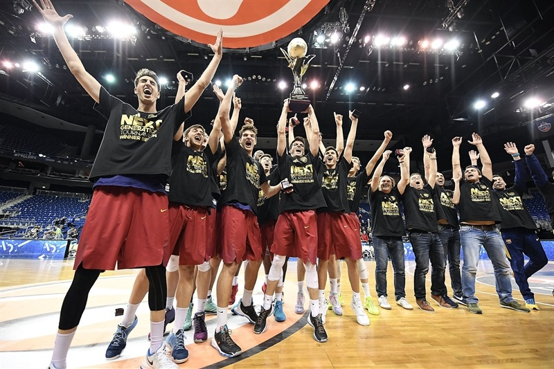 U18 FC Barcelona Lassa champ ANGT Berlin 2016 - Final Four Berlin 2016 - EB15