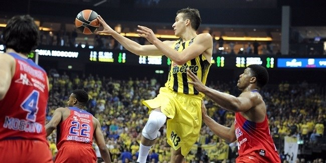 Final Four Berlin 2016 - Championship Game, Fenerbahce Istanbul vs. CSKA Moscow
