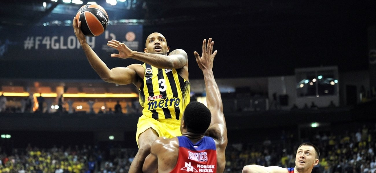 Ricky Hickman - Fenerbahce Istanbul - Final Four Berlin 2016 - EB15
