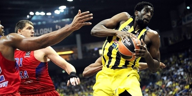Fenerbahce re-signs All-EuroLeague big man Udoh
