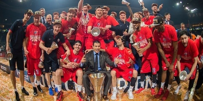 CSKA Moscow claims its seventh Euroleague crown after OT thriller