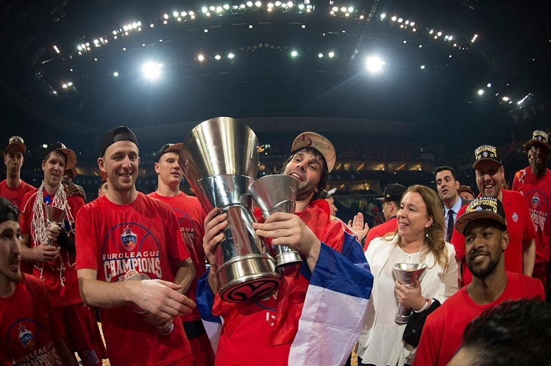 Milos Teodosic - CSKA Moscow Champ Euroleague - Final Four Berlin 2016 - EB15