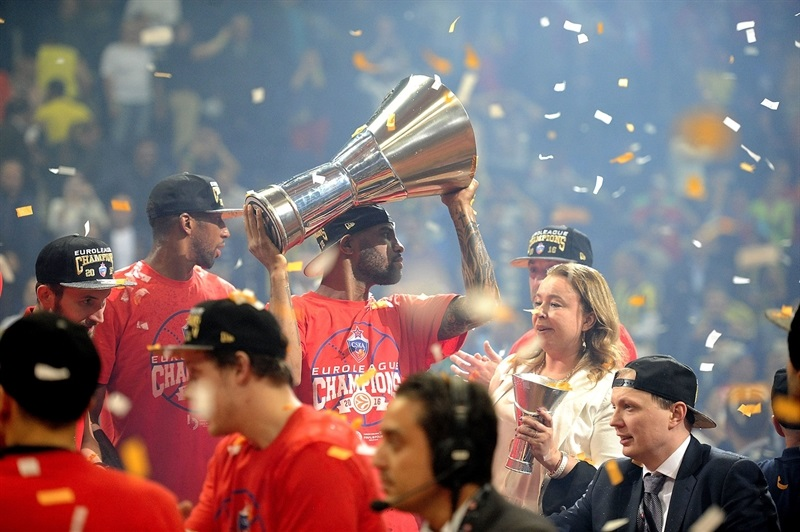 Aaron Jackson - CSKA Moscow Champ Euroleague - Final Four Berlin 2016 - EB15