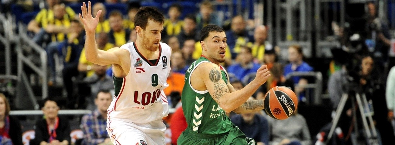 Panathinaikos inks point guard James