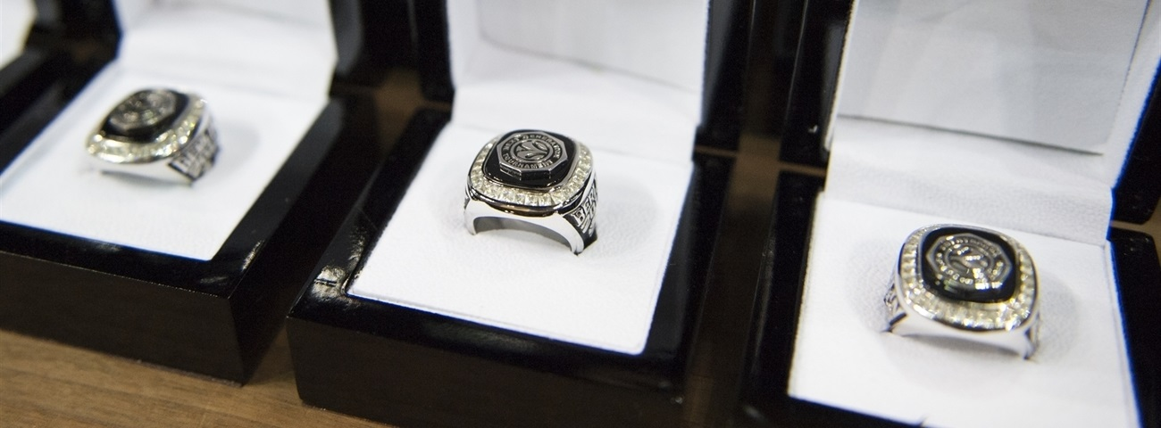 Rings introduced as new prize in Berlin ANGT