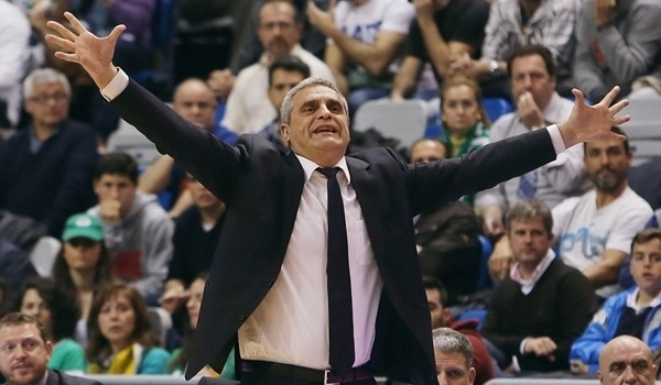 Panathinaikos hands coaching reins to Pedoulakis