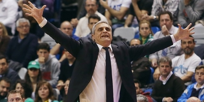 Panathinaikos keeps Coach Pedoulakis through next season