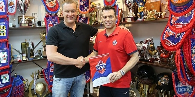 Itoudis pens new deal with CSKA