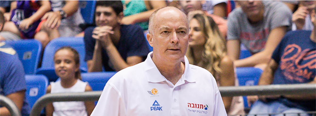 Maccabi FOX names Edelstein as new head coach