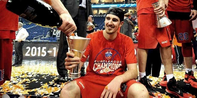 CSKA keeps Euroleague MVP De Colo through 2019