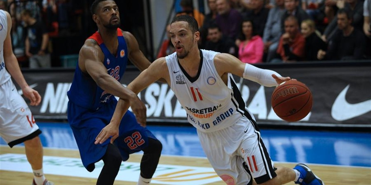 AEK lands scoring guard Dixon