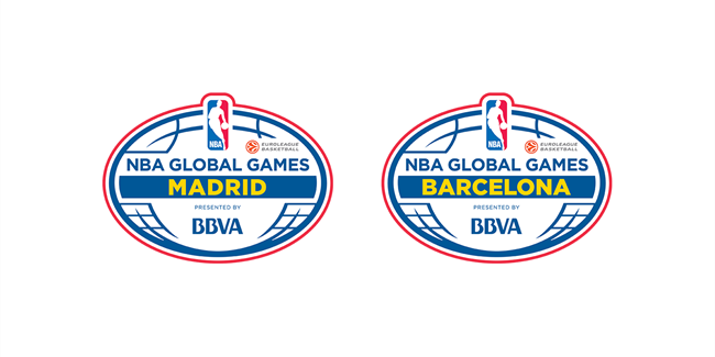 Real Madrid and FC Barcelona Lassa to play Oklahoma City Thunder as part of NBA Global Games Europe 2016 presented by BBVA