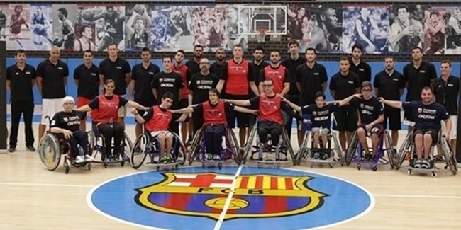 One Team Replay: EuroLeague stars come together for One Team