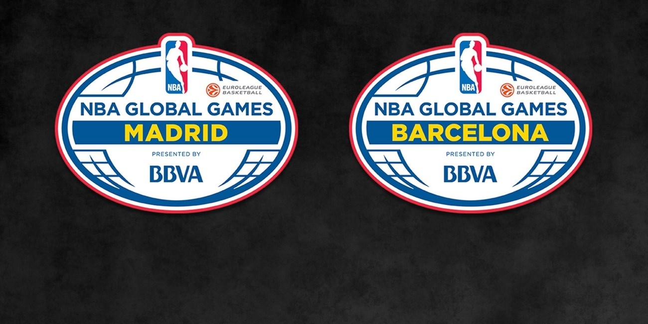 Barcelona, Madrid to host Oklahoma City for NBA Global Games