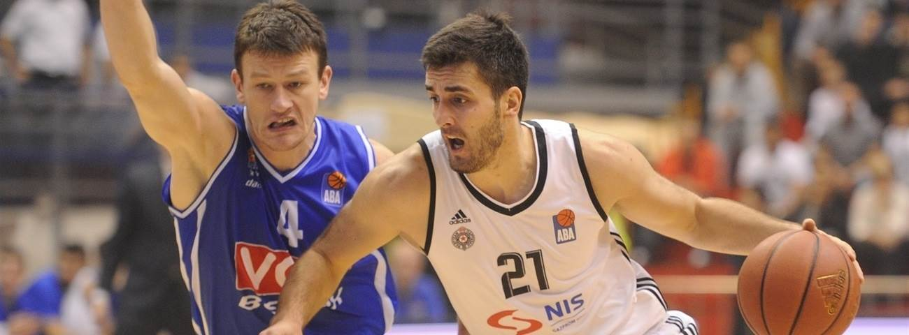 Partizan extends small forward Andric
