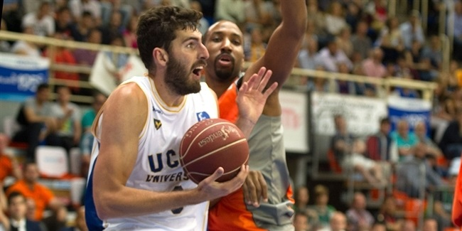 UCAM Murcia re-signs team captain Antelo