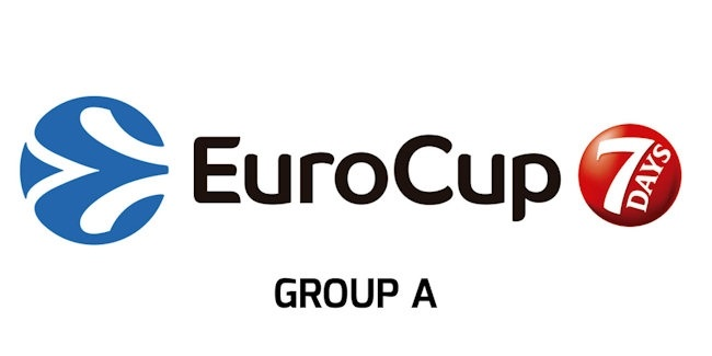 2016-17 Eurocup Draw: Group A at a glance