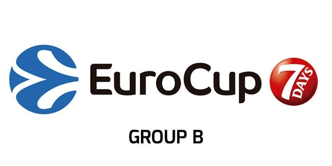 2016-17 Eurocup Draw: Group B at a glance