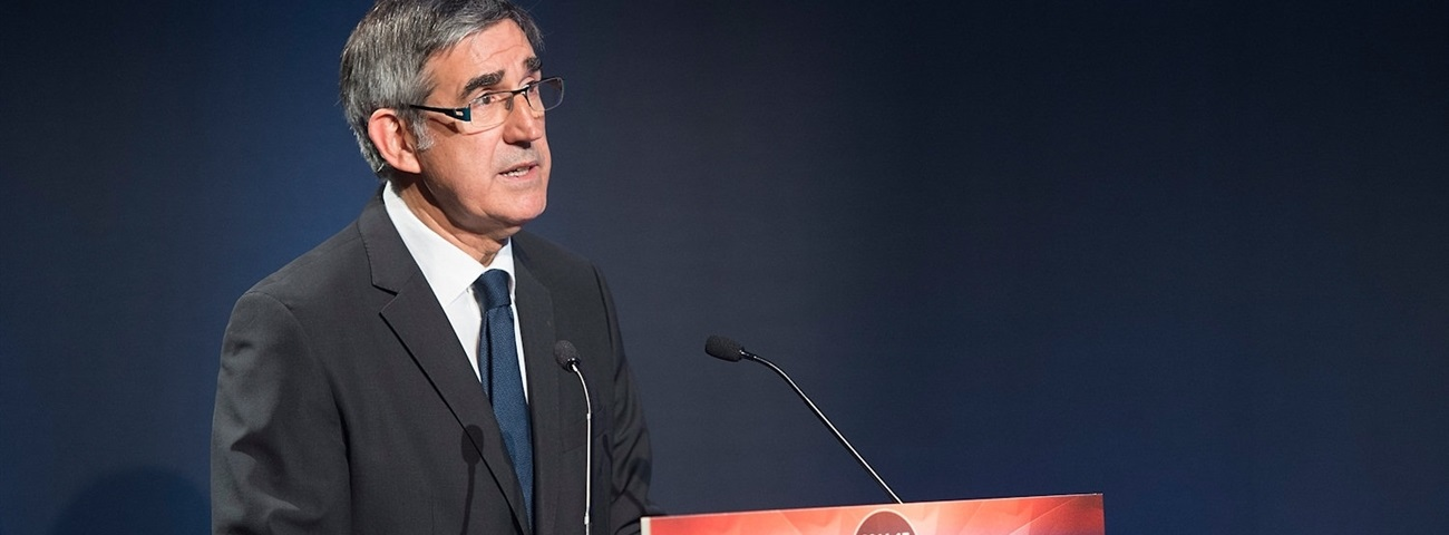 Welcome letter from Jordi Bertomeu, Euroleague Basketball President and CEO