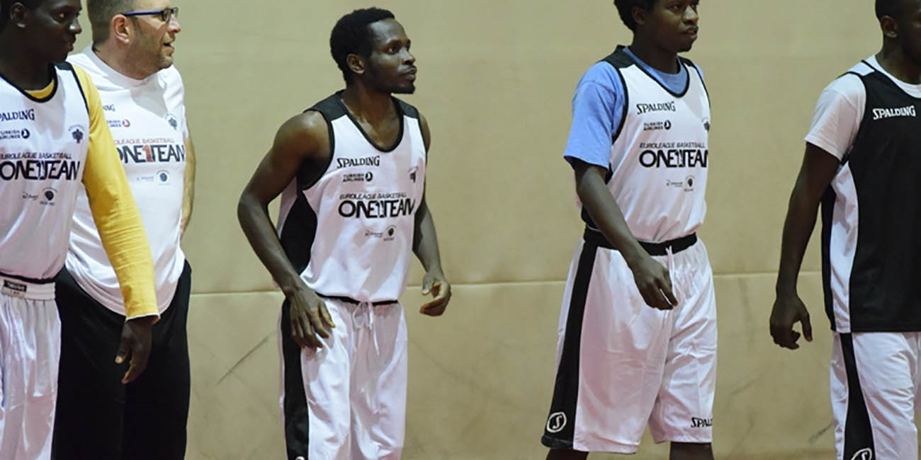 One Team programme allows Boubacar Jallow to integrate in Trento