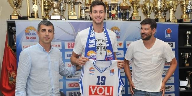 Buducnost thinks long term with big man Nikolic