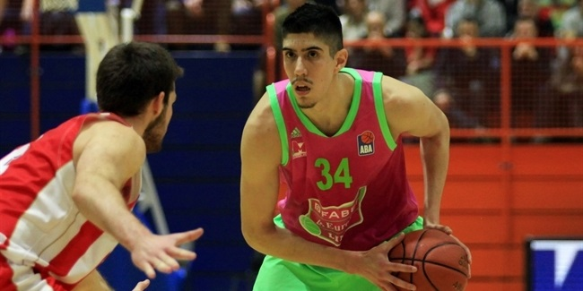 Bilbao Basket adds power forward Nikolic