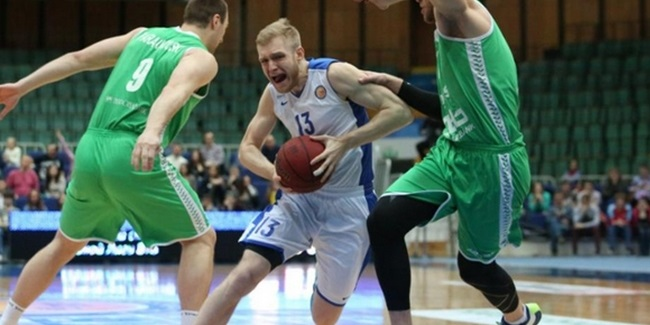 Lokomotiv Kuban inks young point guard Zakharov