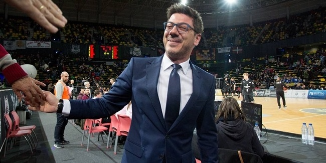 Unicaja finds new coach in Katsikaris