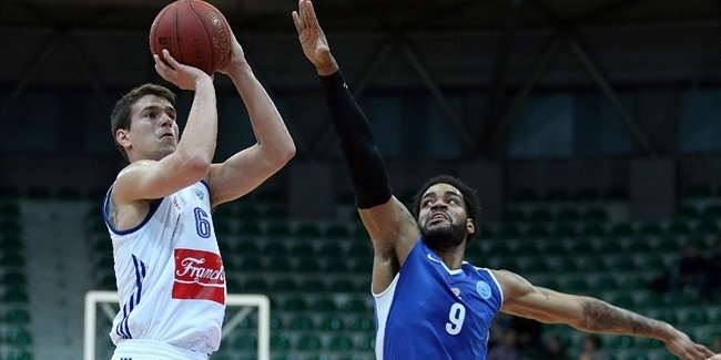 Cedevita inks shooting guard Kruslin