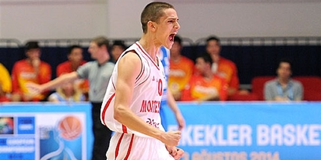 Buducnost pens top prospect Popovic to three-year deal