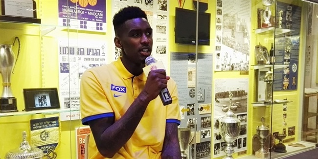 Maccabi's Miller, out until 2017, will rehab injury in Israel