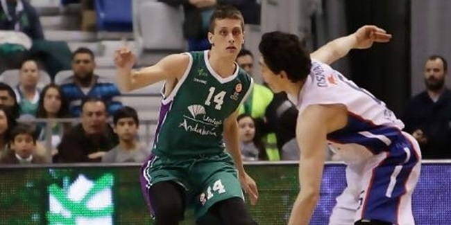 Partizan brings in Karahodzic on loan from Unicaja