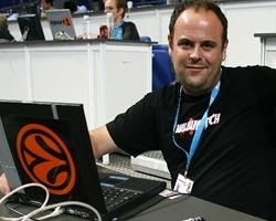 Javier Gancedo, Euroleague.net