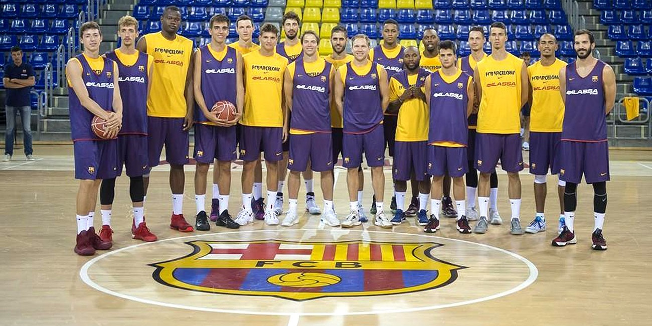Training camp gallery: New, old faces come together in Barcelona