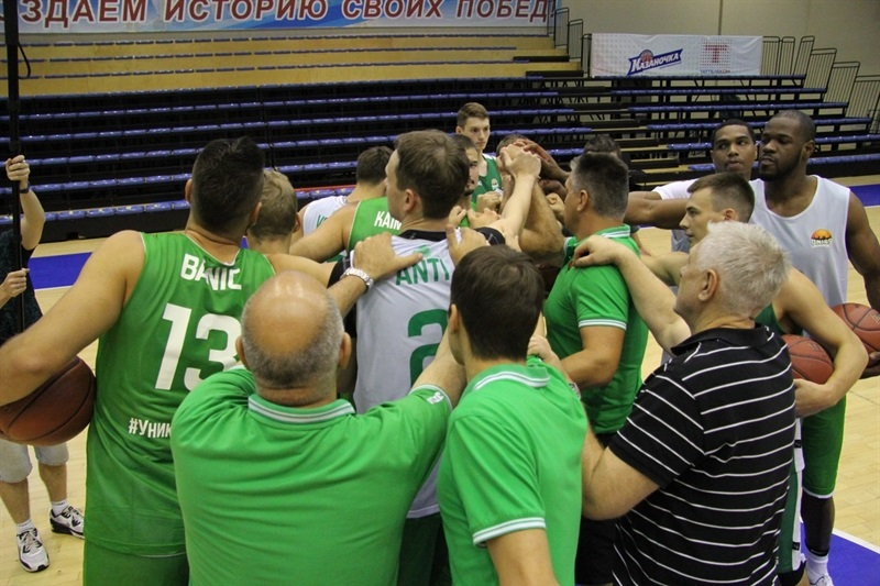 Unics Kazan is getting ready for its Turkish Airlines Euroleague comeback in 2016-17.