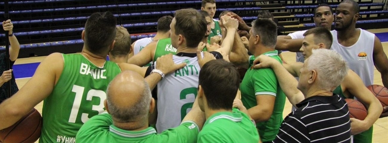 Roster Rundown - Unics Kazan