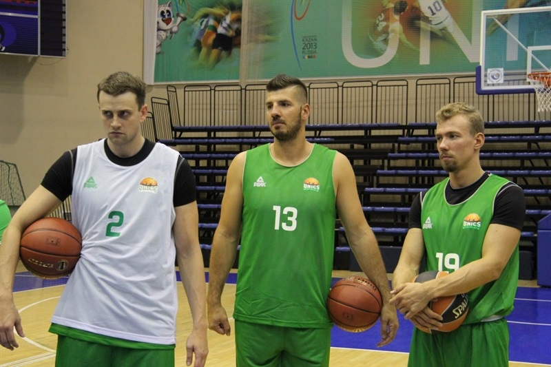 Unics Kazan is getting ready for its Turkish Airlines Euroleague comeback in 2016-17._784mp6k3ixc5nr8u