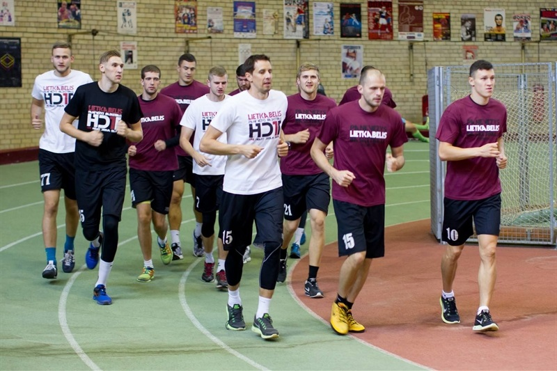 Lietkabelis Panevezys starts to move for the 2016-17 season and its 7DAYS Eurocup debut.