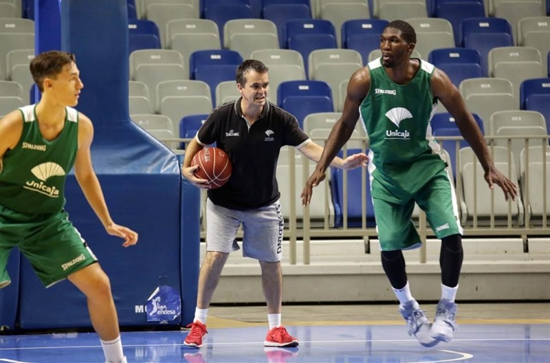 Unicaja Malaga started to roll also in the late summer to get ready for its first 7DAYS Eurocup participation ever.