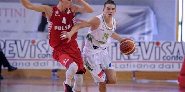 Union Olimpija brings young Barbaric on board