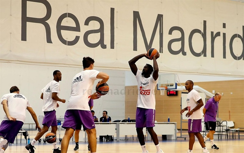 Real Madrid 2016-17 in presason - Photo Real Madrid - EB16