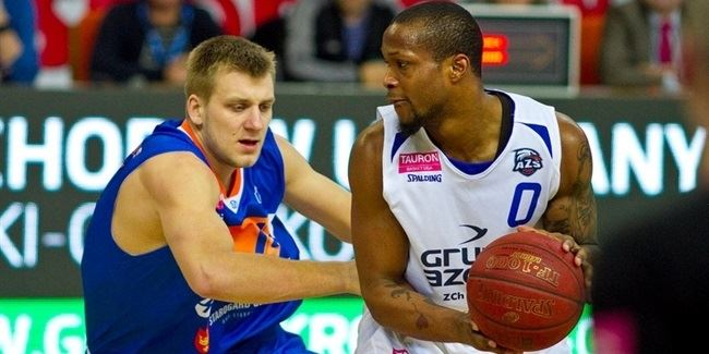 Cedevita adds athletic James to its backcourt