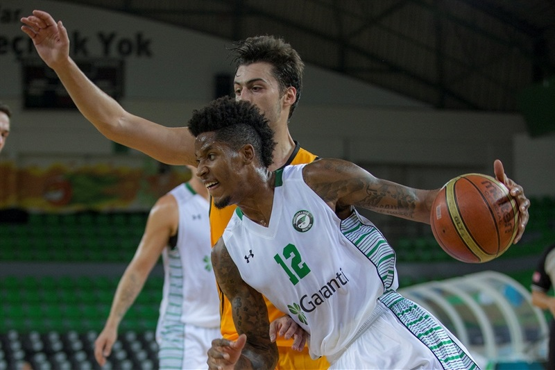Will Clyburn - Darussafaka Dogus Istanbul in preseason (photo Darussafaka) - EB16