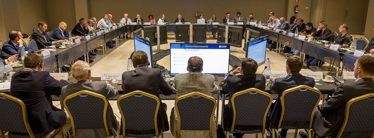 EuroCup Board & General Assembly Meetings held in Barcelona ahead of the 2016-17 season