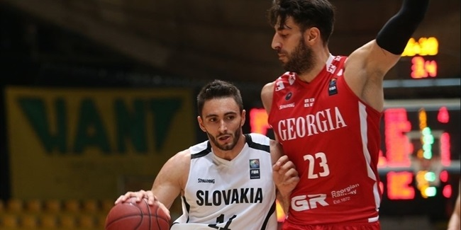 EuroBasket 2017 Qualifiers: Day 2, September 3