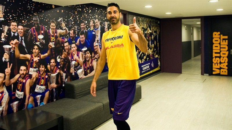 Juan Carlos Navarro - FC Barcelona Lassa in preseason - (photo FC Barcelona) EB16